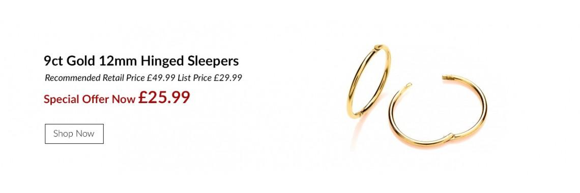 Hinged Sleepers