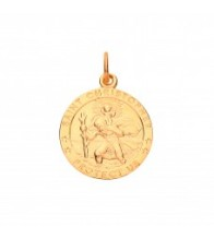 Why Do People Wear 9ct Gold St Christopher Necklaces?