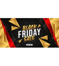Black Friday Deal: 10% Off Everything!